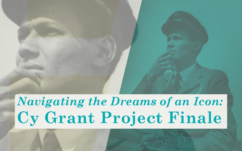 EVENT: Navigating the Dreams of an Icon: Cy Grant Project Finale 18/2/17